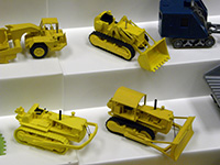 Construction Truck Scale Model Toy Show IMCATS-2011-143-s