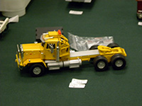 Construction Truck Scale Model Toy Show IMCATS-2011-172-s