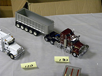 Construction Truck Scale Model Toy Show IMCATS-2011-175-s