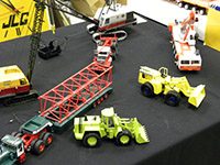 Construction Truck Scale Model Toy Show IMCATS-2012-005-s
