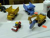 Construction Truck Scale Model Toy Show IMCATS-2012-010-s