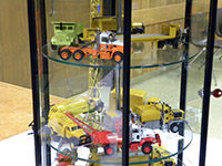 Construction Truck Scale Model Toy Show IMCATS-2012-020-s