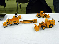 Construction Truck Scale Model Toy Show IMCATS-2012-027-s
