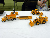 Construction Truck Scale Model Toy Show IMCATS-2012-028-s