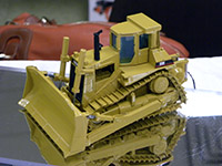 Construction Truck Scale Model Toy Show IMCATS-2012-034-s