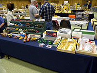 Construction Truck Scale Model Toy Show IMCATS-2012-047-s