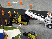 Construction Truck Scale Model Toy Show IMCATS-2012-051-s