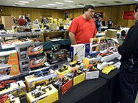 Construction Truck Scale Model Toy Show IMCATS-2012-061-s