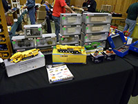 Construction Truck Scale Model Toy Show IMCATS-2012-063-s