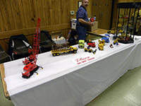 Construction Truck Scale Model Toy Show IMCATS-2012-065-s