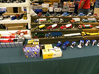 Construction Truck Scale Model Toy Show IMCATS-2012-068-s