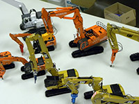 Construction Truck Scale Model Toy Show IMCATS-2012-083-s