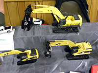 Construction Truck Scale Model Toy Show IMCATS-2012-091-s