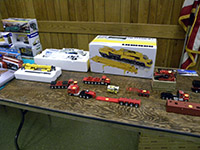 Construction Truck Scale Model Toy Show IMCATS-2012-099-s