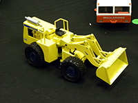 Construction Truck Scale Model Toy Show IMCATS-2012-107-s