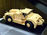 Construction Truck Scale Model Toy Show IMCATS-2012-109-s