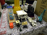 Construction Truck Scale Model Toy Show IMCATS-2012-115-s