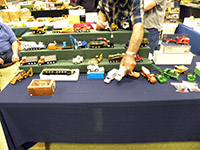 Construction Truck Scale Model Toy Show IMCATS-2012-127-s
