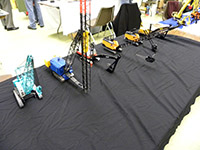 Construction Truck Scale Model Toy Show IMCATS-2012-128-s