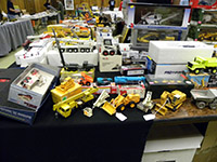 Construction Truck Scale Model Toy Show IMCATS-2012-133-s