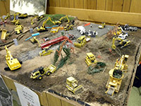 Construction Truck Scale Model Toy Show IMCATS-2012-135-s
