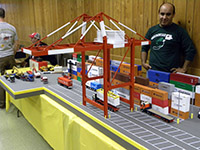 Construction Truck Scale Model Toy Show IMCATS-2012-138-s