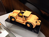 Construction Truck Scale Model Toy Show IMCATS-2012-149-s