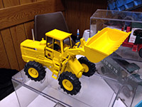 Construction Truck Scale Model Toy Show IMCATS-2012-154-s