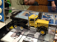 Construction Truck Scale Model Toy Show IMCATS-2012-155-s