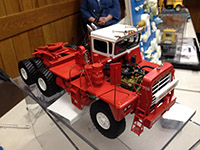 Construction Truck Scale Model Toy Show IMCATS-2012-159-s
