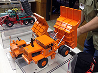 Construction Truck Scale Model Toy Show IMCATS-2012-162-s