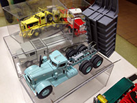 Construction Truck Scale Model Toy Show IMCATS-2012-174-s