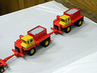 Construction Truck Scale Model Toy Show IMCATS-2013-003-s
