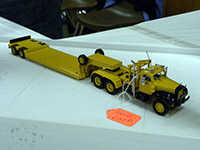 Construction Truck Scale Model Toy Show IMCATS-2013-006-s