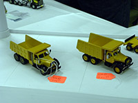 Construction Truck Scale Model Toy Show IMCATS-2013-007-s