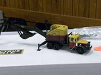 Construction Truck Scale Model Toy Show IMCATS-2013-008-s