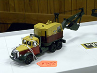 Construction Truck Scale Model Toy Show IMCATS-2013-009-s