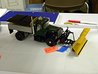 Construction Truck Scale Model Toy Show IMCATS-2013-010-s