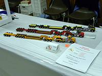 Construction Truck Scale Model Toy Show IMCATS-2013-011-s