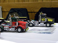 Construction Truck Scale Model Toy Show IMCATS-2013-012-s