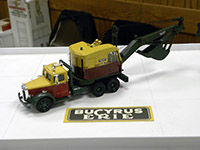 Construction Truck Scale Model Toy Show IMCATS-2013-013-s