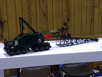 Construction Truck Scale Model Toy Show IMCATS-2013-015-s
