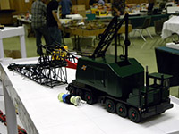 Construction Truck Scale Model Toy Show IMCATS-2013-016-s