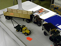 Construction Truck Scale Model Toy Show IMCATS-2013-017-s