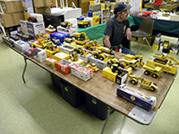 Construction Truck Scale Model Toy Show IMCATS-2013-018-s