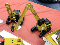 Construction Truck Scale Model Toy Show IMCATS-2013-024-s