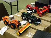 Construction Truck Scale Model Toy Show IMCATS-2013-029-s