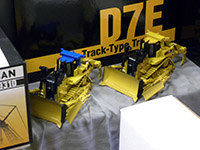 Construction Truck Scale Model Toy Show IMCATS-2013-030-s