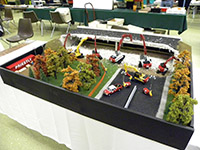 Construction Truck Scale Model Toy Show IMCATS-2013-037-s