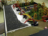 Construction Truck Scale Model Toy Show IMCATS-2013-040-s